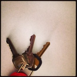 Keys photo by Vickie Bates